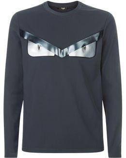 Technical Crew Neck Sweater