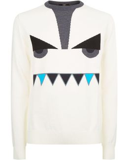 Monster Knit Sweater
