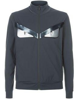 Technical Zip Up Sweater