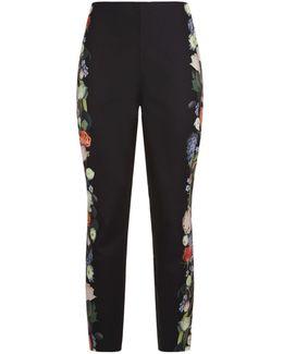 Baynar Kensington Floral Trousers