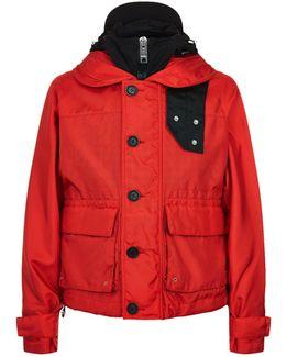 Ski-inspired Technical Jacket