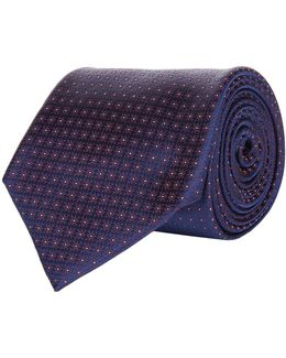 Mini Circle Tie