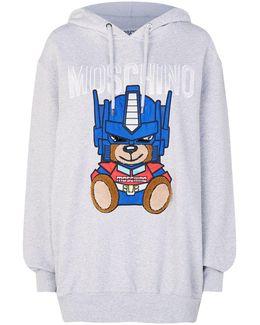 Transformers Teddy Hoodie