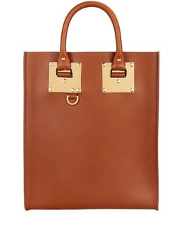 Mini Albion Top Handle Bag