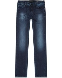 Ronnie Luxue Performance Skinny Jeans