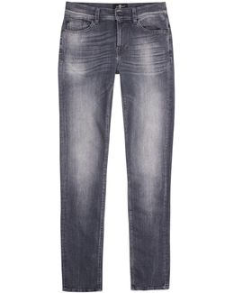 Luxury Performance Ronnie Skinny Jeans