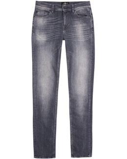 Luxury Performance Ronnie Skinny Jeans