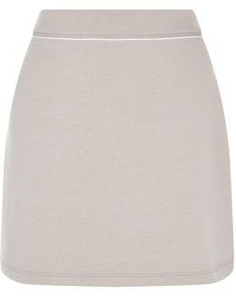Greta Jersey Mini Skirt