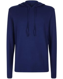Modal Stretch Lounge Hoodie