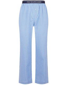 Check Lounge Trousers
