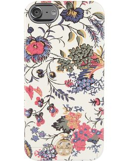 Floral Sliding Mirror Iphone 7 Case