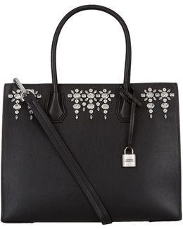 Large Mercer Embellished Tote Bag