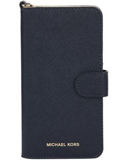 Leather Folio Iphone 7 Plus Case
