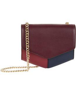 Small Colour-block Lou Bag