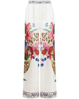Print Pyjama Trousers