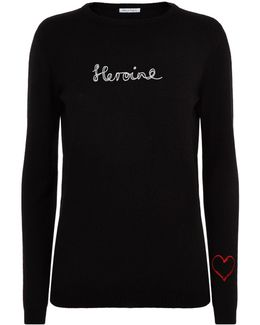 Heroine Cashmere Sweater