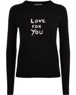 Love For You Cashmere Sweater