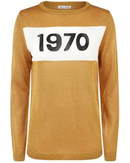 1970 Sparkle Sweater