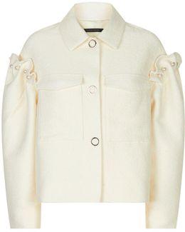 Bennett Pearl-embellished Jacket