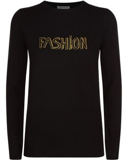 Lurex Fashion Sweater