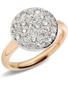 Sabbia Black Diamond Ring