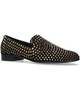 David Studded Loafers