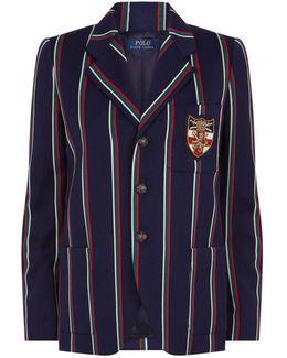 Striped Cricket Blazer