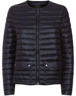 Lighweight Quilted Jacket