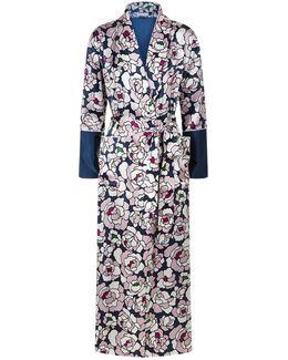 Capability Roxanne Silk Robe