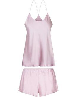 Bella Amethyst Pyjama Set