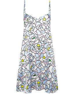Mila Dione Silk Nightdress