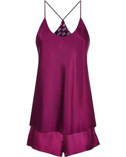 Bella Mulberry Silk Pyjama Set
