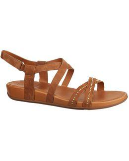 Lumy Studded Sandlas