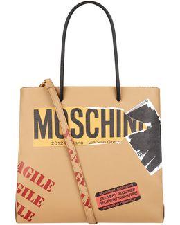 Recycling Motif Tote Bag