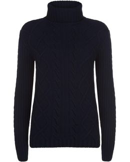 Fraser Tartan Knit Sweater
