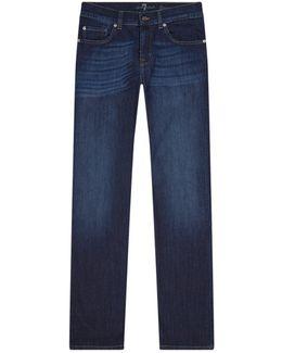 Slimmy Whiskered Jeans