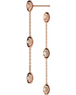 Essentials Beaded Drop Earrings