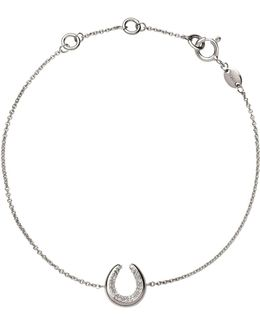 Ascot Horseshoe Bracelet