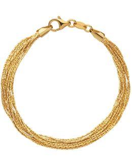 Silk 10 Row Bracelet