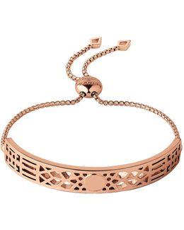 Timeless Engraved Bracelet