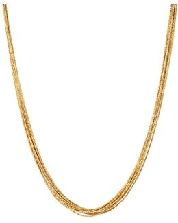 Essentials 10 Row Necklace