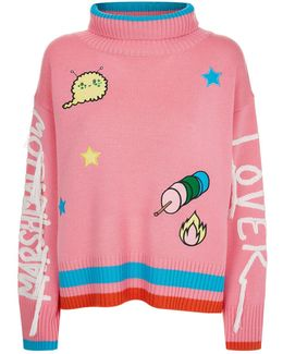 Marshmallow Lover Sweater