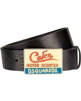 Scooter Buckle Belt