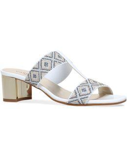 Suzy Embellished Sandals