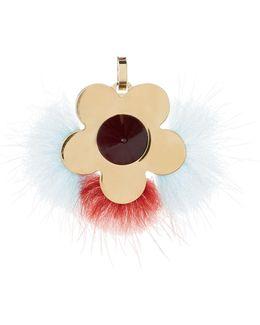 Floral Fur Charm