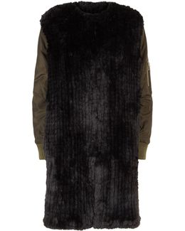 Fabia Kaban Faux Fur Jacket