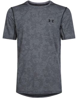 Threadborne Short Sleeve Tonal Camo T-shirt