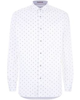 Monico Diamond Print Shirt