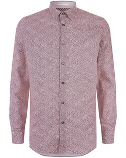 Montpel Floral Print Shirt