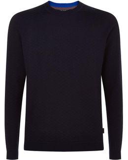 Rettop Crew Neck Sweater